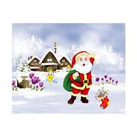 Naiyue 7271 Старик в снегу Печать Draw Алмазный рисунок 1 шт