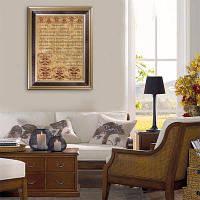 Специальные рисунки каркасов восстанавливают древние способы на английском языке 20 x 14 дюймов (50cм x 35cм)