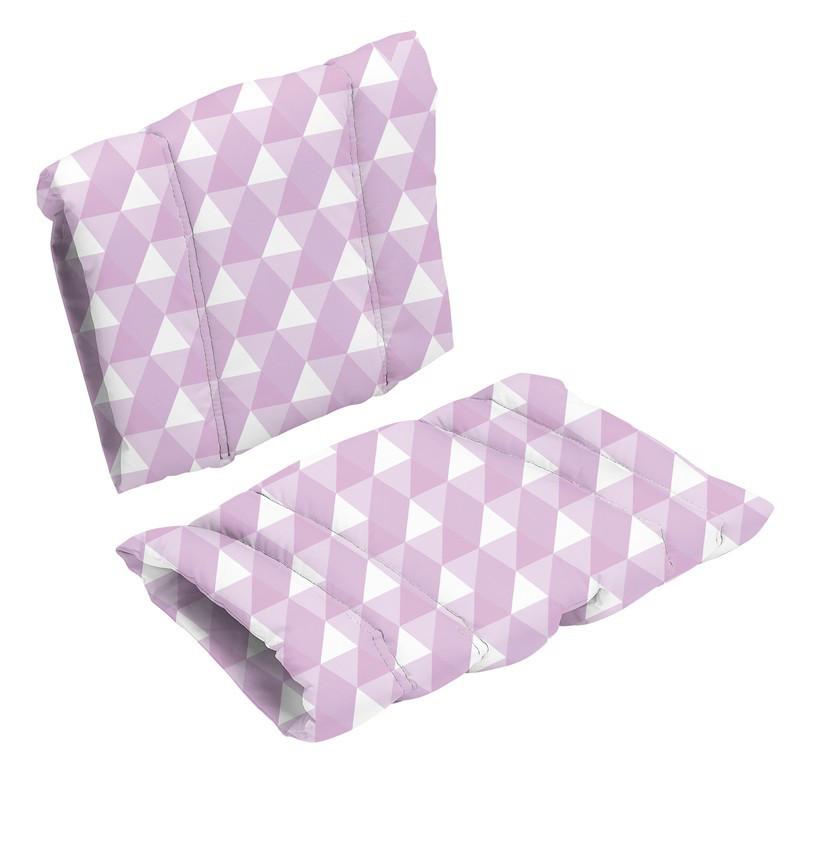 Вкладыш к стульчику для кормления Baby Dan Danchair - HARMONY - фиолетовый