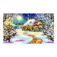 Naiyue 7264 Colorful Snow Print Draw Алмазный рисунок 1 шт