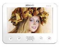 Цветной домофон Kenwei E706C-W200 (white)