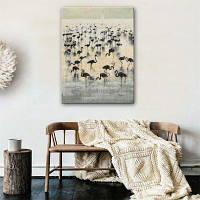 Особенная Печать Крана Картин Рамки Дизайна 9 x 13 дюйма (24cм x 34cм)