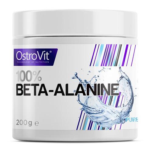 Бета Аланин OstroVit Beta Alanine 200 g pure
