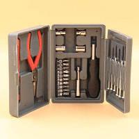 Бытовые комбинированные инструменты художественное оформление отвертки портативный инструмент Серый