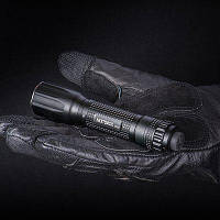 NEXTORCH TA30 1100 Lumen One Step Strobe Тактический фонарик Чёрный