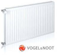 Стальные радиаторы отопления Vogel & Noot. Тип 21KV 400x400