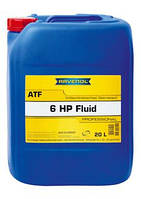 RAVENOL ATF 6HP Fluid канистра 20л.