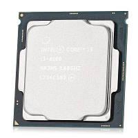 Intel Core i3 8100 четырехъядерный процессор ЦПУ Серебристый