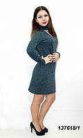 Платье ангоровое с люрексом 42,44,46,48, фото 1