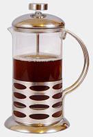 """Френч-пресс для чая и кофе """"Волна"""" 600 мл"""