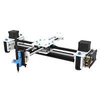 EleksMaker EleksDraw XY Перьевой плоттер робот для рисования Европейская вилка (без лазерной указки )