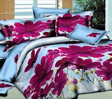 Полуторные комплекты постельного белья из ранфорса