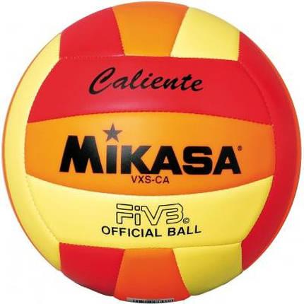 Мяч пляжный волейбол Mikasa VXS-CA, фото 2