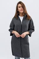Демисезонное пальто женское шикарное prunel- 455 Жаклин, фото 1