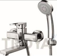 Смеситель для ванны короткий гусак TROYA NOD3-A188