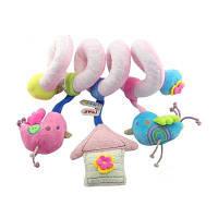 Happy Monkey Baby Bed Bell Cute Bird Детская коляска Музыкальный колокол 20 см / 7.9 дюйма