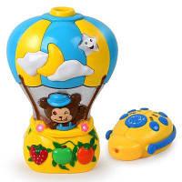 Детские RC проекции мультфильм воздушный шар формы зондирования детской игрушки Цветной