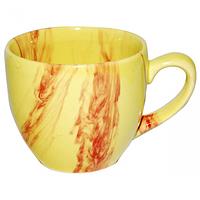 50199 Чашка Одесса радуга жёлто-красная 220мл