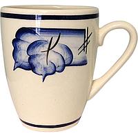 50198 Чашка Европа рисунок осень кобальт 400мл
