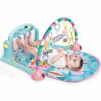 Ребенок бодибилдинг музыка раннее преподавание 0-1 year old baby foot фортепьяно тренажерный зал 50*7.8*42.5см