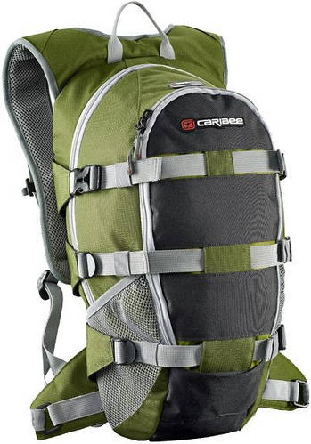 Спортивный рюкзак, велорюкзак Caribee Stratos XL 18, 920946 зеленый