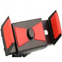 Автоматический замок универсальных мини-автомобилей Vents Phone Holder Чёрный