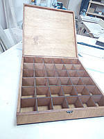 Коробка с внутренними перегородками, фото 1