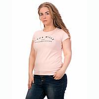Женская футболка с принтом Турция пудра Jack Wills
