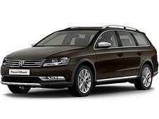 Брызговики Volkswagen Passat Variant Alltrak 2012-