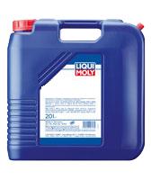 Масло моторное LIQUI MOLY 2T RACING (полусинтетическое) 20L
