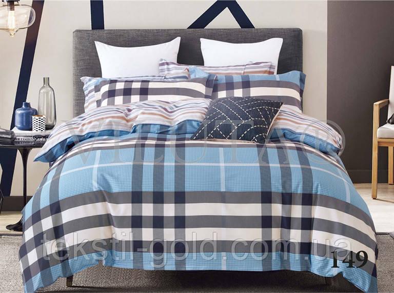 Полуторный комплект постельного белья TM VILUTA твил-сатин 149