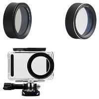 Sheenfoto 32-мм CPL / УФ-фильтр аксессуары для экшн камеры Чёрный