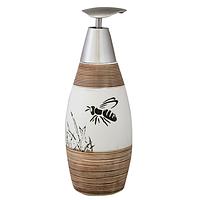 888-081 Диспенсер для мыла 'Пчелка' (19,5*6см,350мл)