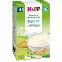 Безмолочна органічна каша HiPP Рисова, 200 г