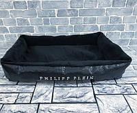 Лежак для домашних животных Philipp Plein D2707 черный
