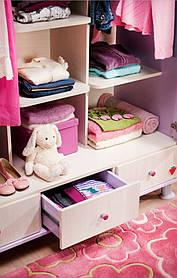 Шкаф трехдверный Лила Cilek