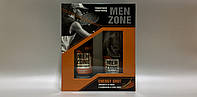 """MEN ZONE """"Energy Shot"""" Мужской подарочный набор"""