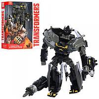 Трансформер 54101A (18шт) TF, 18см, робот+машинка, оружие, в кор-ке, 22-29,5-9,5см