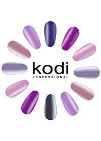 "Гель-лаки Kodi Professional ""Basic collection"" Lilac, (LC) 8 мл"