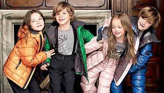 Дитячий демісезонний одяг