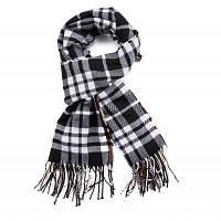 Британский стиль с теплым и утолщенным шарфом один размер