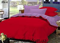 Полуторный комплект постельного белья Поплин 100% хлопок
