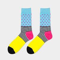 Мужские хлопчатобумажные носки с трусиками Casual Male Цвет оазиса