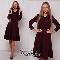 Красивое ретро платье ан-02744-1
