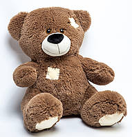 Мягкая игрушка Мишка 80см темно-коричневый Тедди