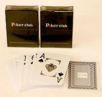 Пластиковые игральные карты для покера