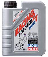 Масло моторное LIQUI MOLY 2T RACING SCOOTER Basic (минеральное) 1L
