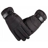 Зимние мужские перчатки Тяжелый дождь Метель на лыжах Теплые теплые и ветрозащитные перчатки 28cм12cм26cм