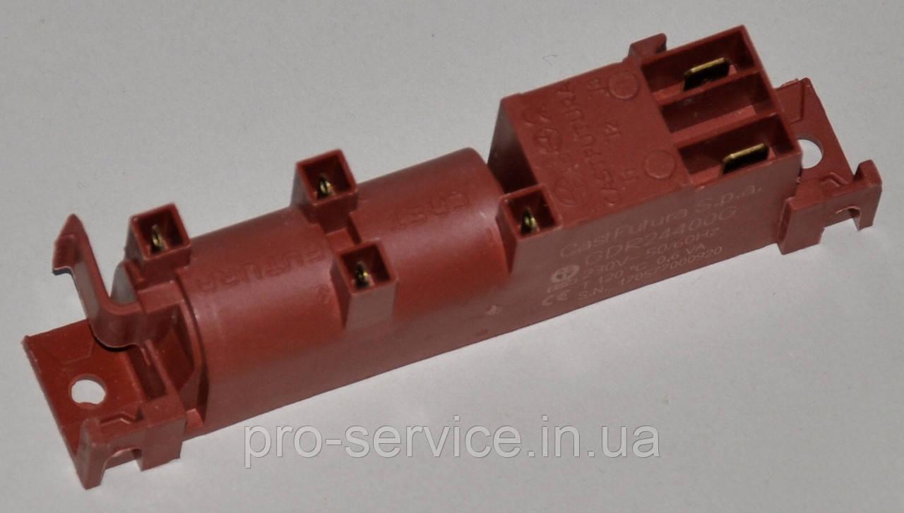 Блок електропідпалу для газової плити на 4 виходи