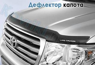 Дефлекторы капота (мухобойки) на автомобиль. Большой выбор